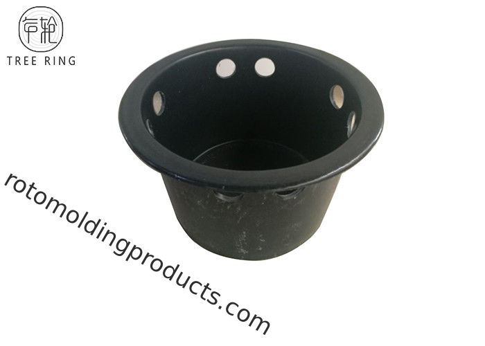 Round Bucket Poly Filter Roto Mold Tanks With Open Top Customized OEM Heavy Duty